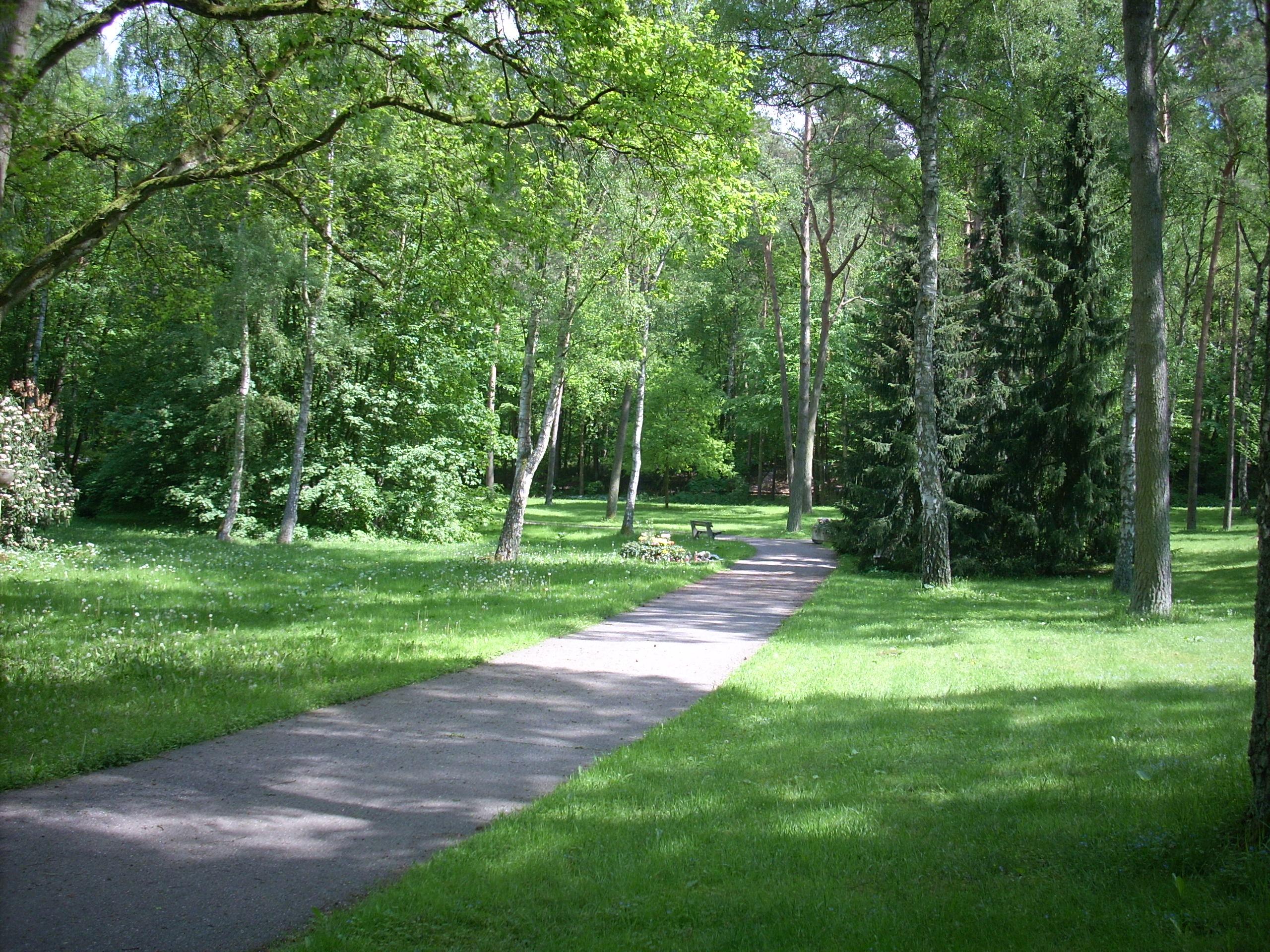 Waldfriedhof Schwerin